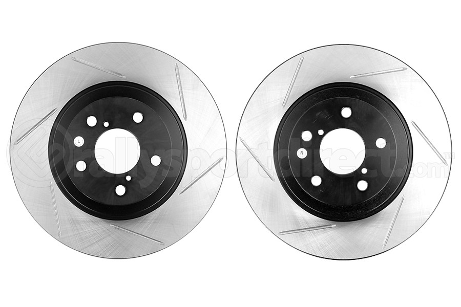 Stoptech Slotted Front Rotor Pair (Part Number:126.47021S-GRP)