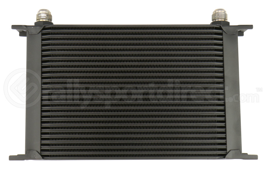 Mishimoto 25 Row Oil Cooler Black - Universal