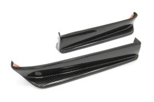 Carbon Reproductions S Style Carbon Fiber Rear Spats - Subaru WRX / STI 2015+
