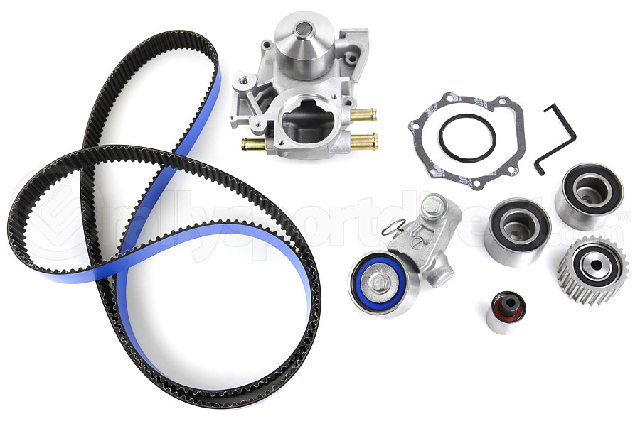 Gates Racing Timing Belt Kit w/ Water Pump ( Part Number:GAT TCKWP328RB)