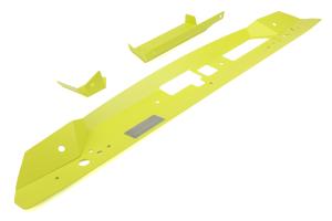 Compressive Tuning Smart Flow Radiator Shroud Neon Yellow - Subaru WRX / STI 2015+