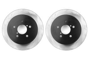 Centric Premium Brake Rotor Pair Rear ( Part Number: 120.47026-GRP)