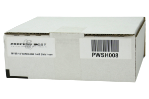 Process West Verticooler Cold Side Hose (Part Number: )