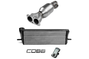 COBB Tuning Stage 2+ Power Package - BMW 135 i-335 i 2011