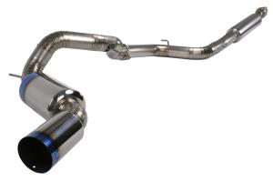 Tomei Expreme Full Titanium Catback Exhaust - Ford Focus ST 2013 - 2018