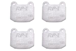 EBC Brakes RP1 Racing Brake Pads - Subaru STI 2003 - 2014