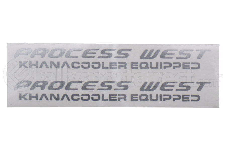 Process West Khanacooler Equipped Decals - Universal