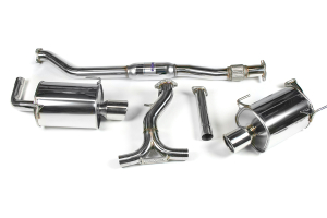 Invidia Q300 Catback Exhaust ( Part Number:INV HS10SL1GT3)