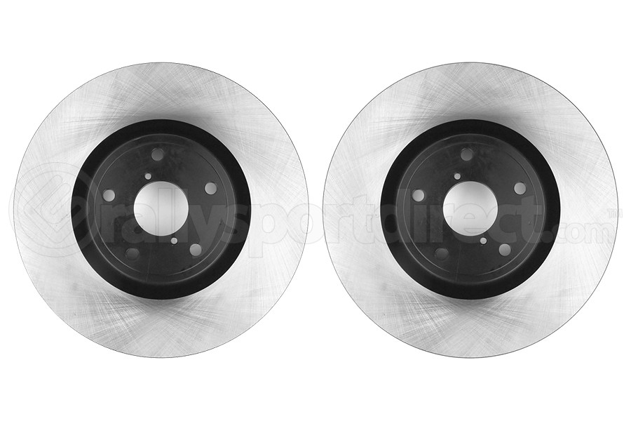 Centric Premium High-Carbon Brake Rotor Pair Front (Part Number:125.47022-GRP)