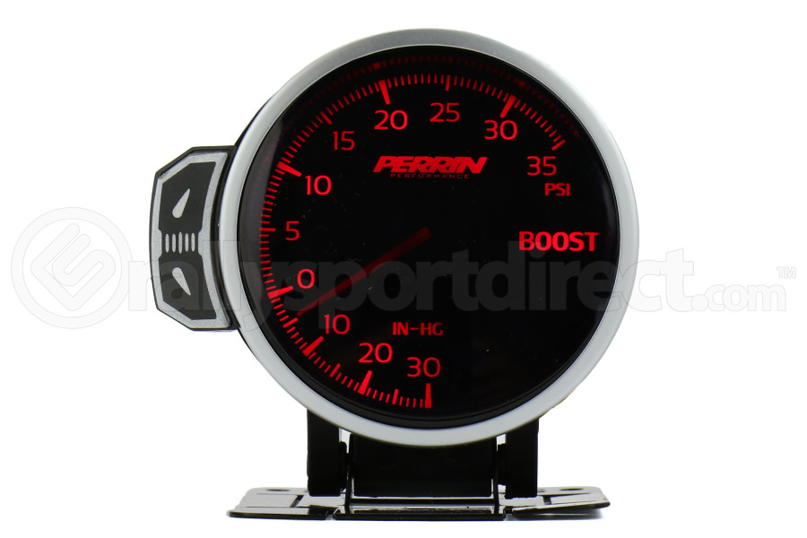 PERRIN Boost Gauge Imperial 60mm (Part Number:ASM-GAU-001)