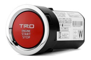 TRD Push Button Start ( Part Number: MS422-00003)