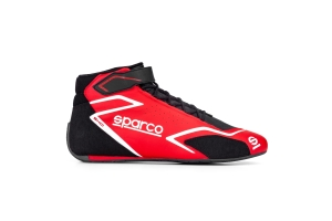 Sparco Skid Shoes Red / Black / White - Universal