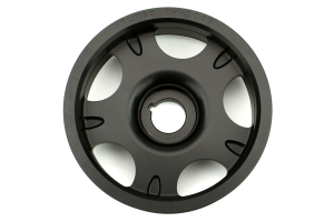 COBB Lightweight Crank Pulley Black Most ( Part Number:COB 300102BK)