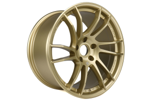 Gram Lights 57XTC 18x9.5 +38 5x114.3 Gold - Universal