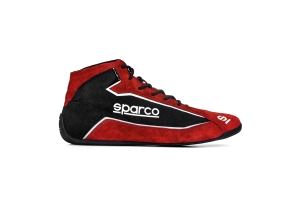 Sparco Slalom+ Fabric Shoes Red / Black - Universal