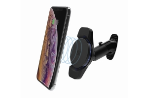 Scosche MagicMOUNT Charge3 Wireless Charging Dash Mount - Universal