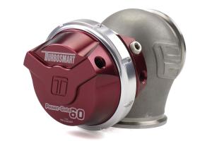 Turbosmart WG60 GenV Power-Gate 60mm 14psi Red - Universal