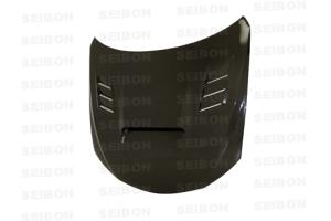 Seibon Carbon Fiber CW Style Hood ( Part Number: HD0809SBIMP-CW)