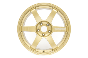 Volk TE37 SAGA 18x9.5 +38 5x114.3 Gold - Universal