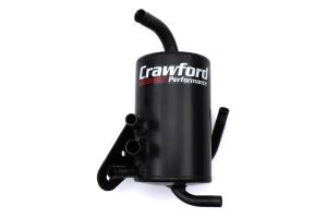 Crawford Complete Air Oil Separator Kit - Subaru Models (Inc. WRX 2008-2014 / STI 2004+)