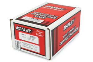 Manley Economical H Beam Steel Connecting Rod ( Part Number:MAN 14029-4)