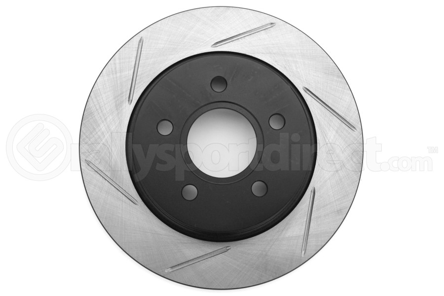 Stoptech Slotted Rear Right Rotor Single (Part Number:126.61099SR)