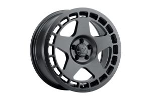 fifteen52 Turbomac 17x7.5 +42 5x114.3 Asphalt Black - Universal