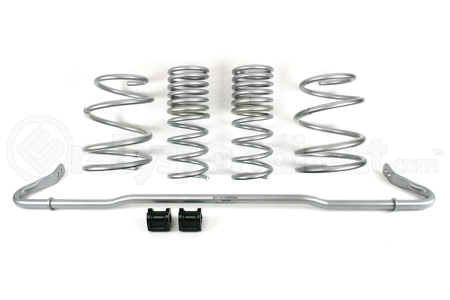 Epic Engineering Lowering Springs / Rear Sway Bar Combo - Subaru STI 2008-2014