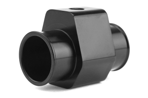 Mishimoto Water Temperature Sensor Adapter Black 38mm (Part Number: )