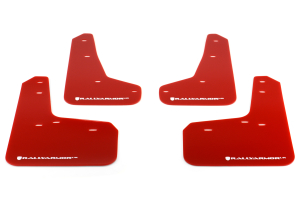 Rally Armor UR Mudflaps Urethane - Ford Focus ST 2013+ / RS 2016+