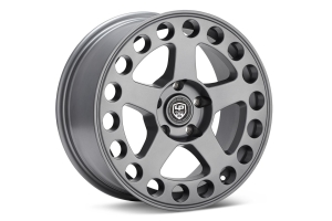 LP Aventure LP5 Wheel 17x8 +38 5x100 Matte Grey - Universal