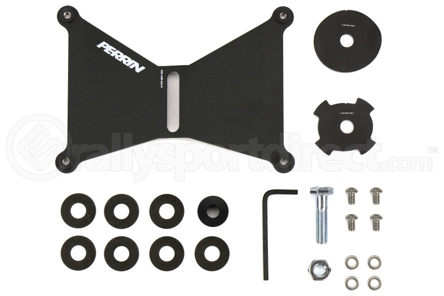 PERRIN Front License Plate Relocation Kit for FMIC (Part Number:PSP-BDY-202F)