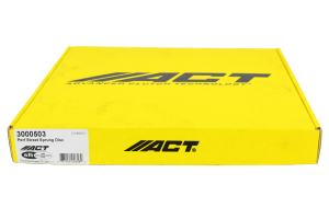ACT Performance Street Disc Replacement SB4 ( Part Number:ACT 3000503)