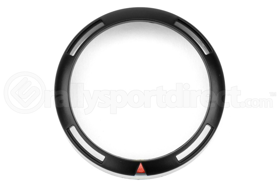 ProSport Premium Series Black Bezel Cover w/ Warning Ring 52mm (Part Number:SMR-52)