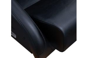 NRG Innovations FRP Medium PVC Competition Seat Black - Universal