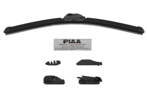 PIAA Si-Tech Silicone Wiper Blade 16in (Part Number: )