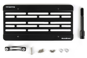 GrimmSpeed License Plate Relocation Kit (Part Number: )