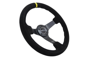 NRG Innovations Reinforced Steering Wheel - 350mm (Multiple Color Options) - Universal