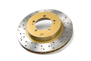 DBA 4000 Series Drilled/Slotted Rotor Single Rear ( Part Number:DBA 4419XS)