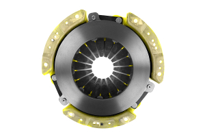 ACT Heavy Duty Solid 4-Puck Disc Clutch Kit Flywheel Included ( Part Number:ACT SB7-HDR4)
