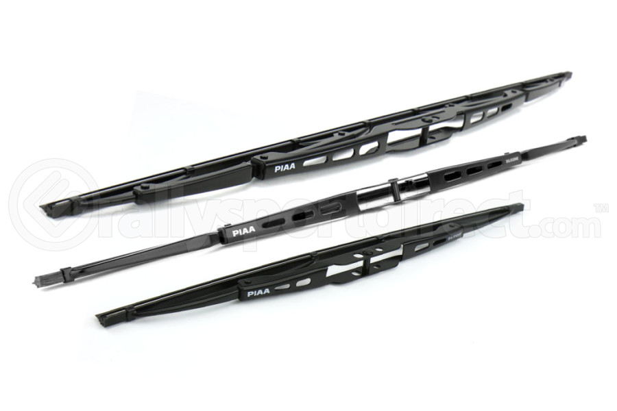 PIAA Super Silicone Wiper Blade Kit (Part Number:95-053-048-035)