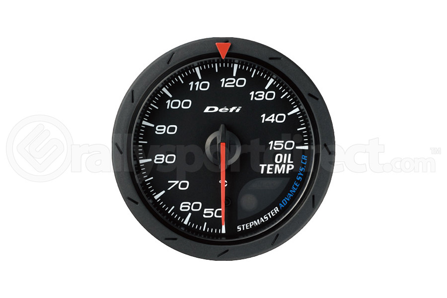 Defi Advance CR Oil Temperature Gauge 60mm (Part Number:DF09102)