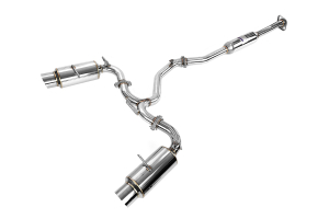 Invidia N1 Cat Back Exhaust (Part Number: )