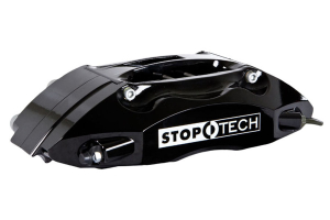 Stoptech ST-40 Big Brake Kit Front 328mm Black Drilled Roto2.5 RS (Part Number: )