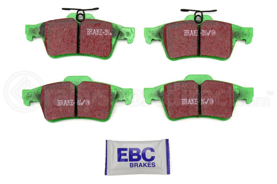Ebc Brakes Greenstuff Rear Brake Pads