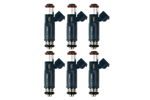 DeatschWerks Fuel Injectors 600cc  ( Part Number: 21S-05-0600-6)