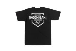 HOONIGAN Bracket X Short Sleeve Black Tee - Universal