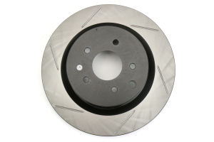 Stoptech Rear Right Slotter Rotor w/OEM Brembo Brakes ( Part Number: 126.42079SR)
