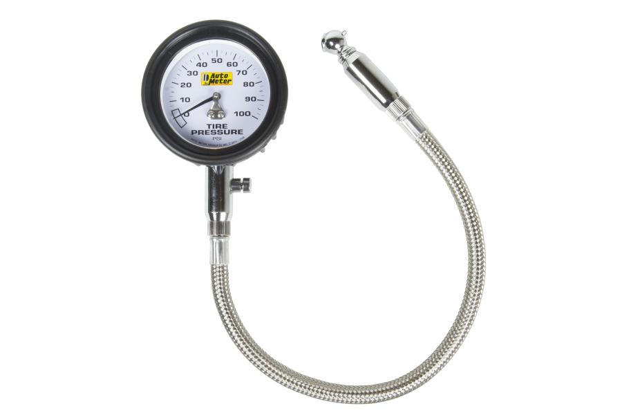 Autometer Tire Pressure Gauge - Universal
