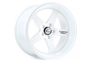 Cosmis Racing Wheels XT-005R 18x9 +25 5x120 White - Universal